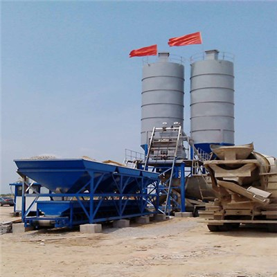 Concrete Mixing Plant Equipment