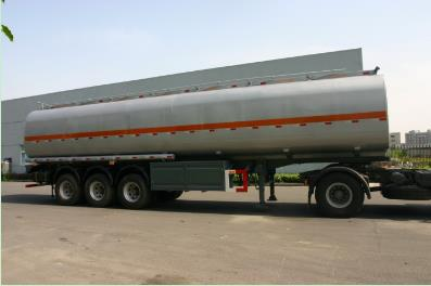 Fuel Tank Semi-trailer