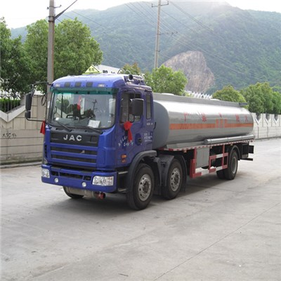 Technical Parameter Of Oil Tank Truck