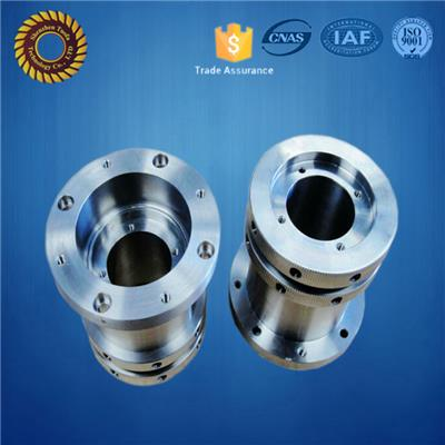 CNC Machining Titanium Alloy Custom Bushing