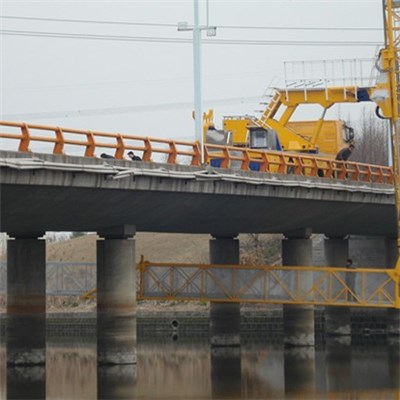 Bridge Inspection Vehicle 15m Truss type