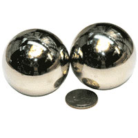 Carbon Steel 44.45mm Balls