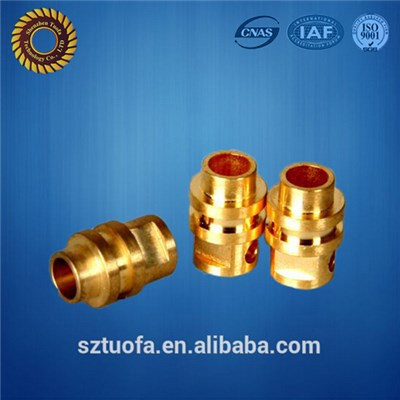 CNC Machining And Other Machining Services,Turning Type Turned Brass Screw
