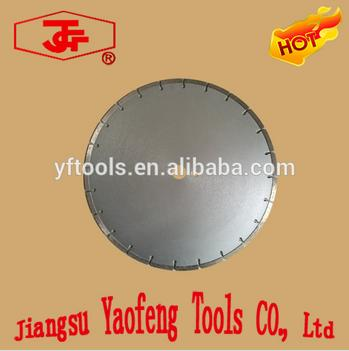 400mm Diamond Saw Blade With Location Hole