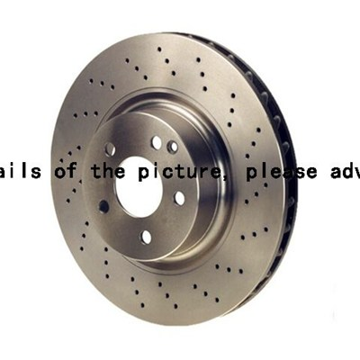 LR001018 LAND ROVER Brake Disc