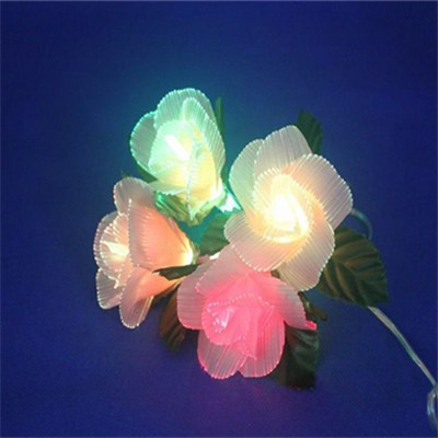 Promotional USB Valentine Rose Gift Light String(BC310R)