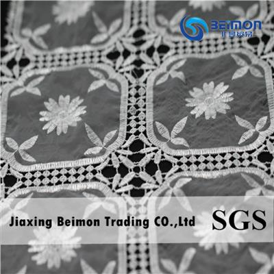 Factory Direct-100% Poly Embroidery Lace