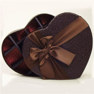 Heart Shaped Chocolate Box