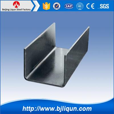 Galvanized C Section Steel