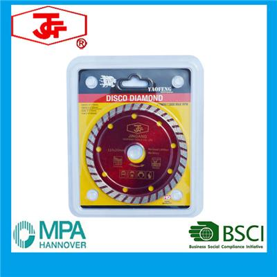 110mm Turbo Diamond Saw Blade