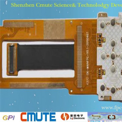 Multi-layer FPC Design/GPI-MFPC-002