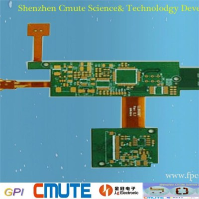 Flex & Rigid PCB Board/GPI-FRB-001