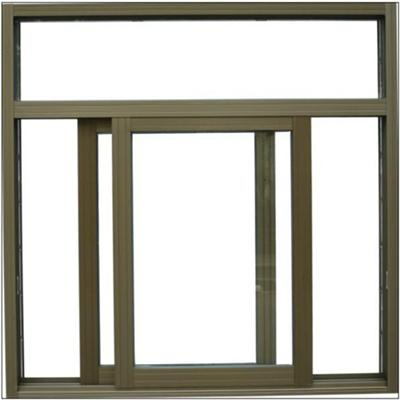 Color Steel Sliding Window