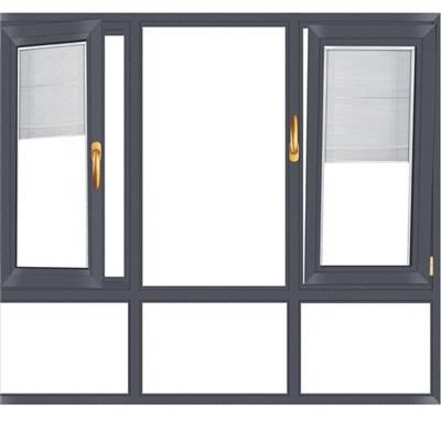 Color Steel Fixed Window