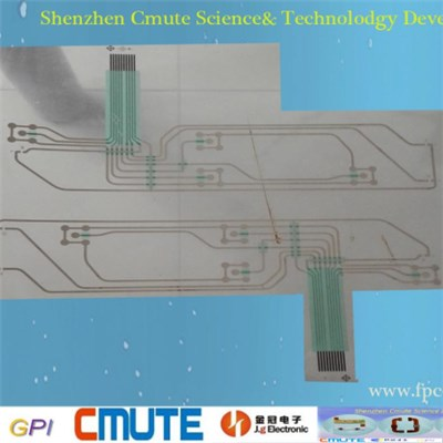 Silver Paste Print PET Flex Circuit GPI-FC-002