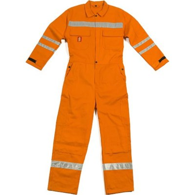 Flame Retardant Reflective Coverall