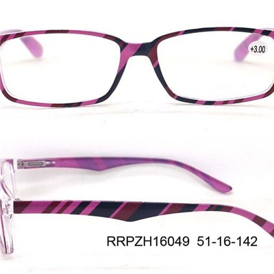 Plastic Women Reading Glasses