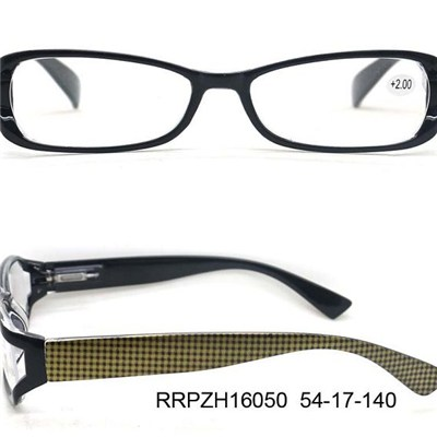 Plastic Man Reading Glasses