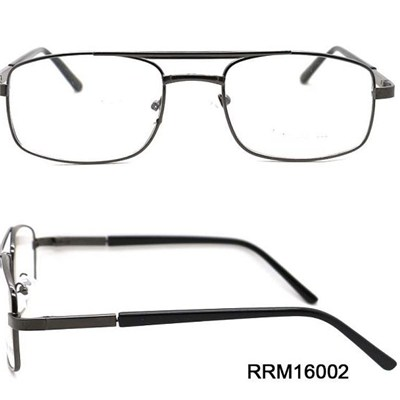 Metal Man Reading Glasses