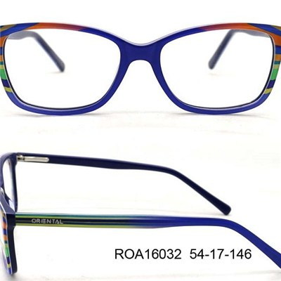 Multi-colored Optical Frames
