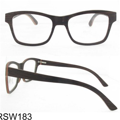 Woody Man Optical Frames