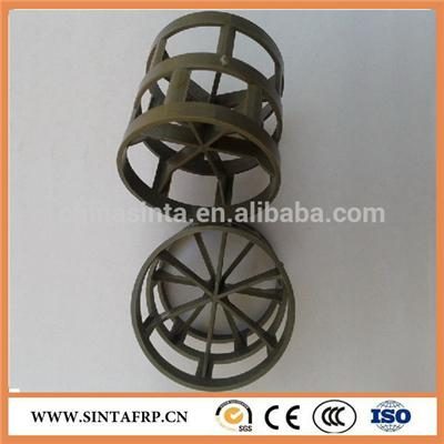 Water Treatment Plastic Pall Ring