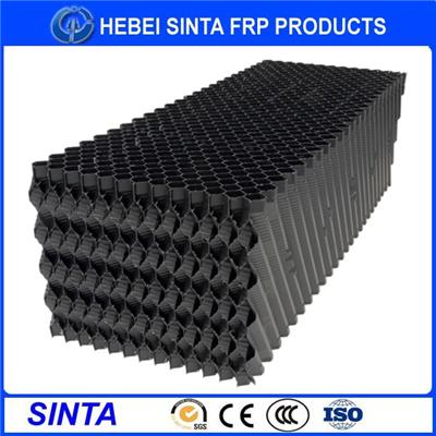 PVC Fill Honeycomb For Cooling Tower