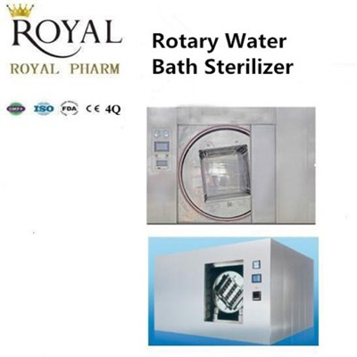 RYRW Rotary Water Bath Sterilizer