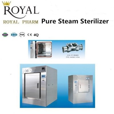 RYPS Pure Steam Sterilizer