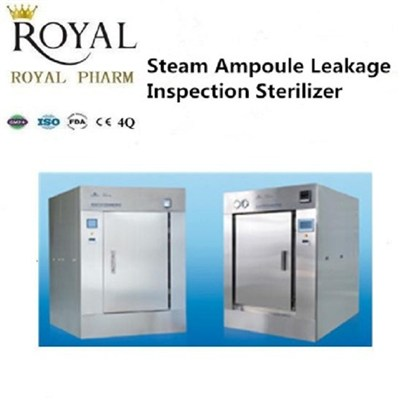 RYALS Steam Ampoule Leakage Inspection Sterilizer
