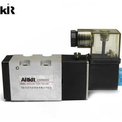 3V Internally Piloted Solenoid Valve