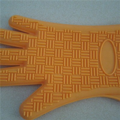 Silicone Oven Gloves With Fingers