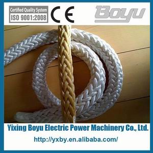 Anti-twisting Steel Braided Rope