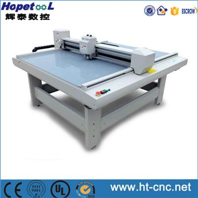 DCH50 Plastic And Box Cutting Machine