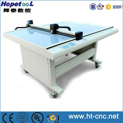 DE Pattern Flatbed Cutting Plotter