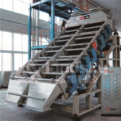 DHMVS Series Equal-thickness Screen