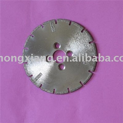 Flange Stone Diamond Saw Blade