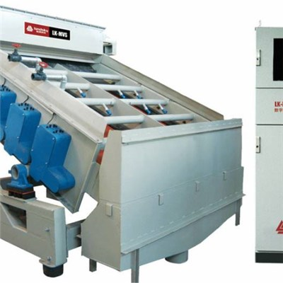 FMVS Composite-vibrating Screen Series