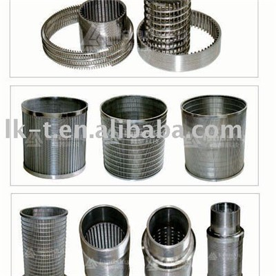 Wedge Wire Welded Filter Tube