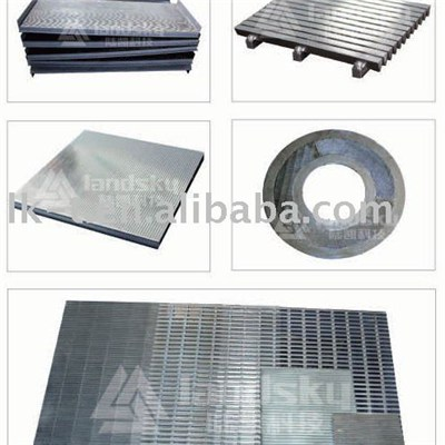 Wedge Wire Welded Panel
