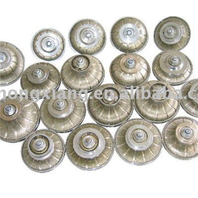 Convex Stone Diamond Grinding Wheel