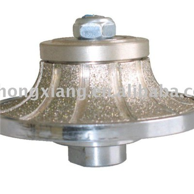 Concave Stone Diamond Grinding Wheel
