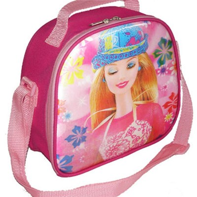 Colorful Printed Cooler Lunch Box