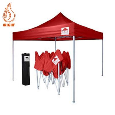 High Quality Aluminum Folding Printed Gazebo With Carry Bag