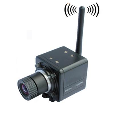 Wireless Small Box IP Camera