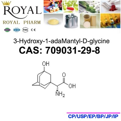 3-Hydroxy-1-adaMantyl-D-glycine