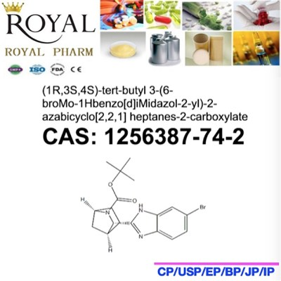 (1R,3S,4S)-tert-butyl 3-(6-broMo-1Hbenzo[d]iMidazol-2-yl)-2-azabicyclo[2,2,1] Heptanes-2-carboxylate