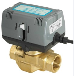 2 Way Motorized Zone Valve-HTW-V61 Series