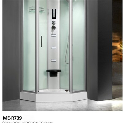 Luxury Steam Shower