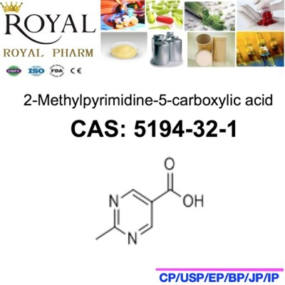 2-Methylpyrimidine-5-carboxylic Acid